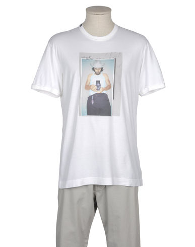 DOLCE & GABBANA - Short sleeve t-shirt
