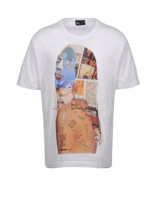Short sleeve t-shirt Men's - KOLOR