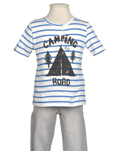BOBO CHOSES - Short sleeve t-shirt