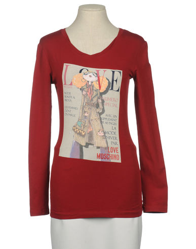 LOVE MOSCHINO - Long sleeve t-shirt