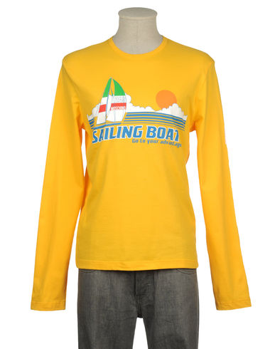 MOSCHINO MARE - Long sleeve t-shirt