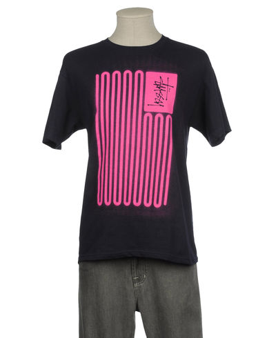 STUSSY - Short sleeve t-shirt