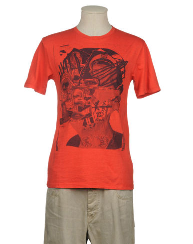 MARC JACOBS - Short sleeve t-shirt