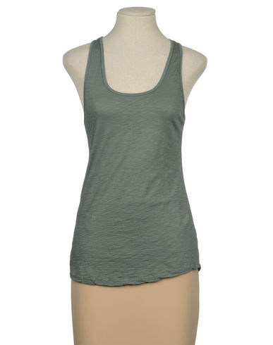 MICHAEL DASS - Sleeveless t-shirt