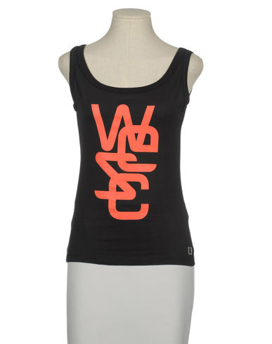 WESC - Sleeveless t-shirt