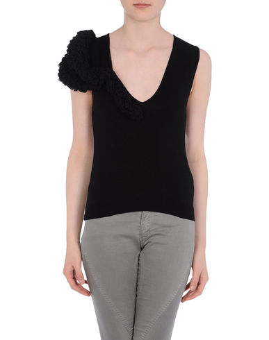 GIAMBATTISTA VALLI - Sleeveless jumper