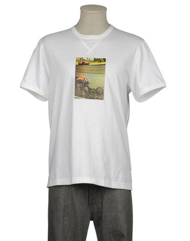 PAUL SMITH SPORT - Short sleeve t-shirt