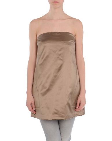 BRUNELLO CUCINELLI - Tube top