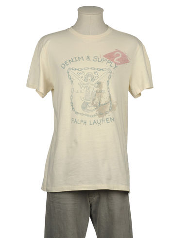 DENIM & SUPPLY RALPH LAUREN - T-shirt