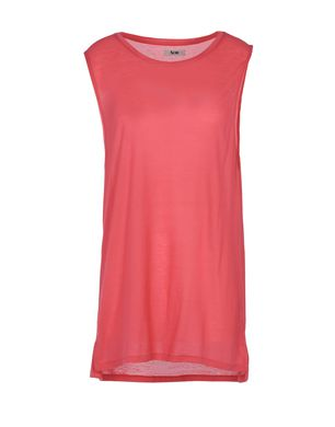 Sleeveless t-shirt Women's - ACNE