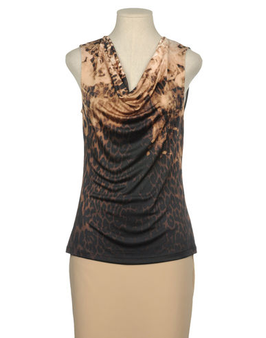 ELIE TAHARI - Sleeveless t-shirt