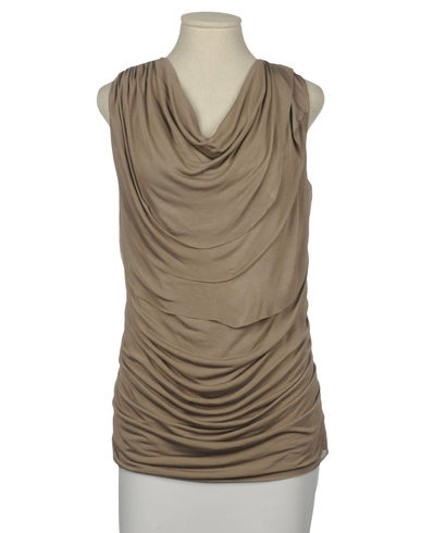CARACTERE - Sleeveless t-shirt