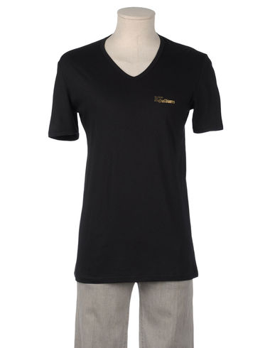 JOHN GALLIANO BEACHWEAR - Short sleeve t-shirt