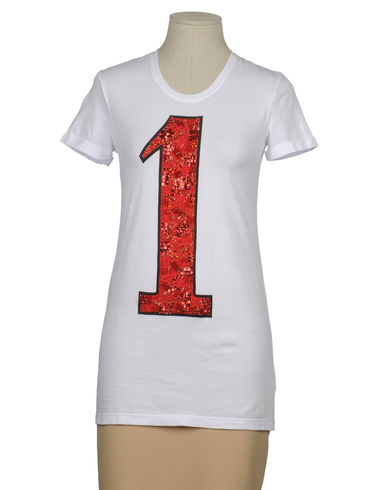 TWIN-SET Simona Barbieri - Short sleeve t-shirt