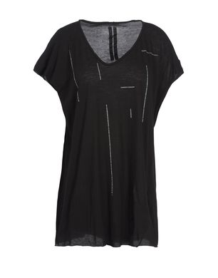 Short sleeve t-shirt Women's - DRKSHDW by RICK OWENS