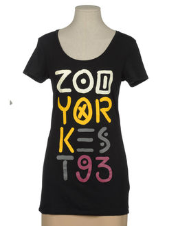 Short sleeve t-shirts - ZOO YORK