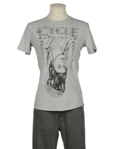 CYCLE - Short sleeve t-shirt