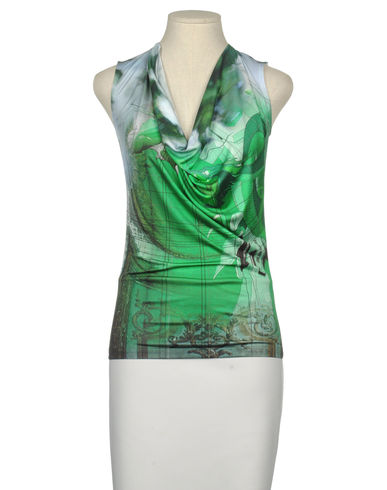 BOUDICCA - Sleeveless t-shirt