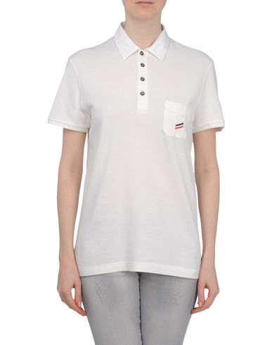 MONCLER - Polo shirt
