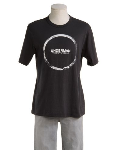 UNDERCOVER - Short sleeve t-shirt