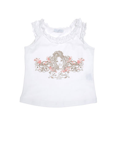 LA PERLA - Sleeveless t-shirt
