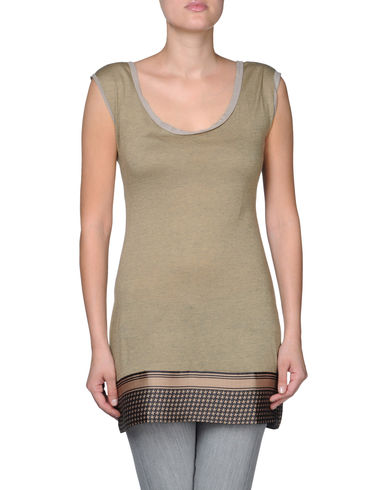 CUSTOLINE - Sleeveless t-shirt