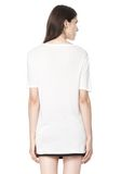 T by ALEXANDER WANG CLASSIC TEE WITH POCKET Short sleeve t-shirt Adult 8_n_d