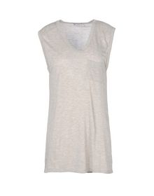 Sleeveless t-shirt - T by ALEXANDER WANG