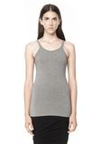 T by ALEXANDER WANG MODAL SPANDEX CAMI TANK TOP Adult 8_n_e