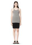 T by ALEXANDER WANG MODAL SPANDEX CAMI TANK TOP Adult 8_n_f