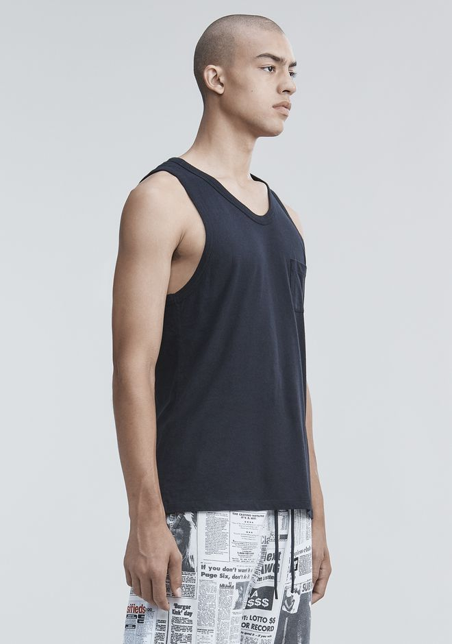 CLASSIC TANK WITH POCKET