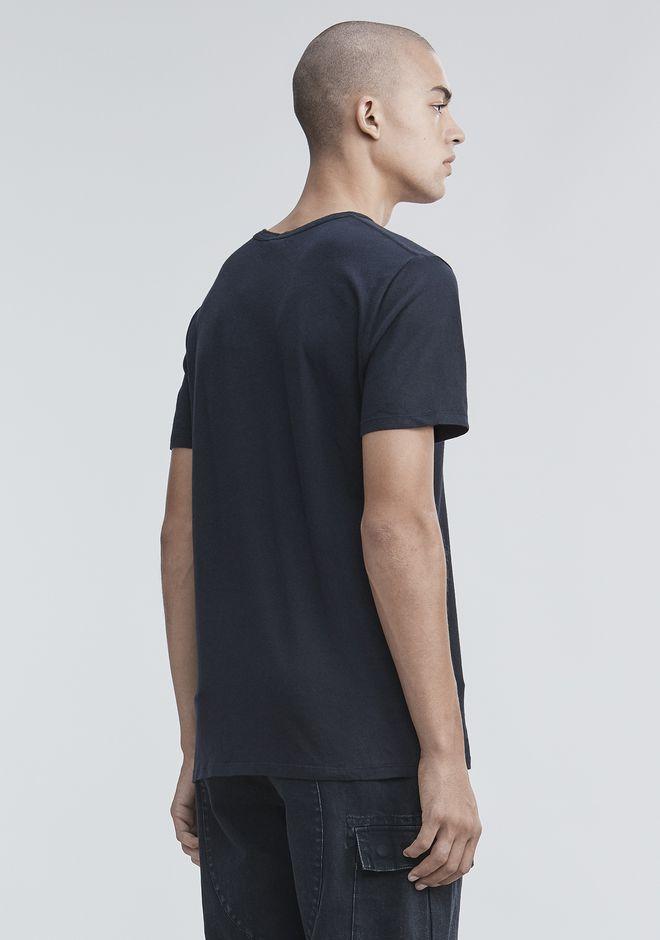 T by ALEXANDER WANG CLASSIC SHORT SLEEVE TEE Short sleeve t-shirt Adult 12_n_d
