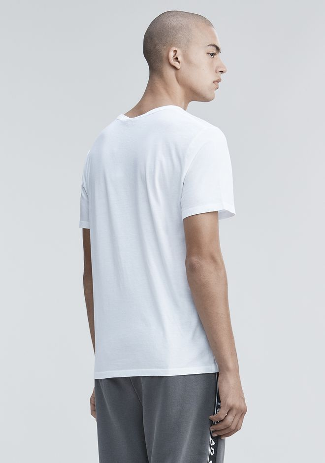 T by ALEXANDER WANG CLASSIC SHORT SLEEVE TEE Short sleeve t-shirt Adult 12_n_d