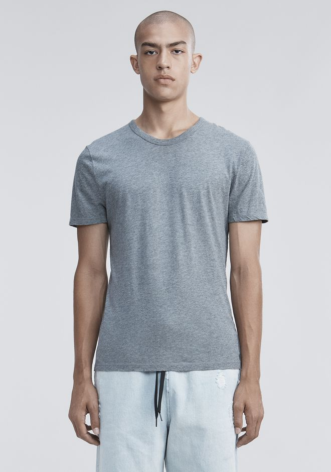 T by ALEXANDER WANG CLASSIC SHORT SLEEVE TEE Short sleeve t-shirt Adult 12_n_e