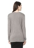 CLASSIC LONG SLEEVE TEE WITH POCKET