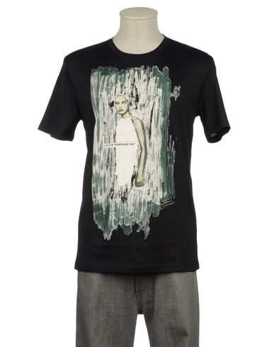 RAF BY RAF SIMONS - Short sleeve t-shirt