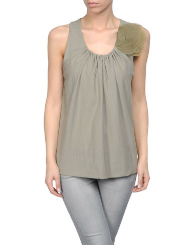 CHLOÉ - Sleeveless t-shirt
