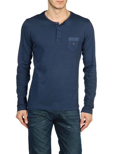 DIESEL - Long sleeves - T-LAIO-RS