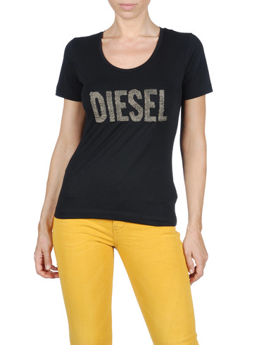DIESEL - Short sleeves - T-MANGA-G