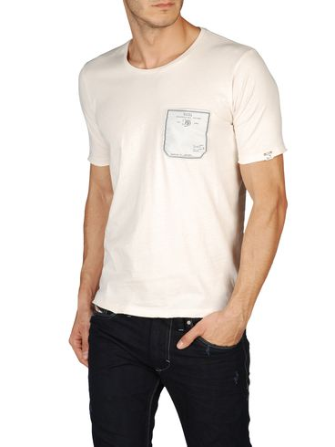 DIESEL - Short sleeves - T-POCKET-RS