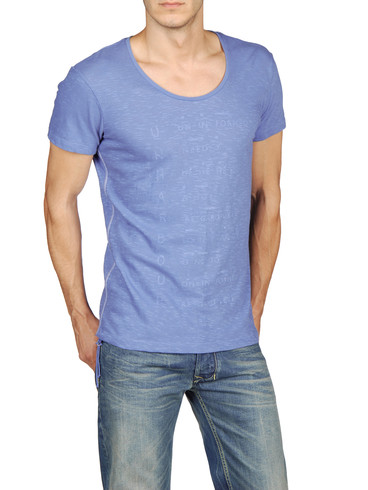 DIESEL - T-Shirt - T-ATLUA-RS 00HFD