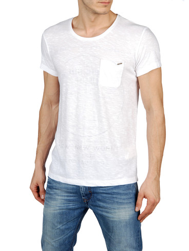 DIESEL - T-Shirt - T-ANANS-RS 00HFD