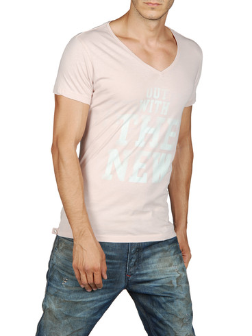 DIESEL - Short sleeves - T-HEL-RS