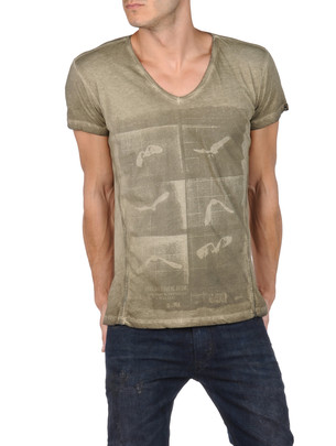 Diesel Short Sleeves - T-heng-rs 00pqx -