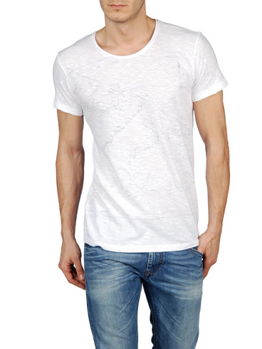 DIESEL - T-Shirt - T-BALA-RS 00HFD