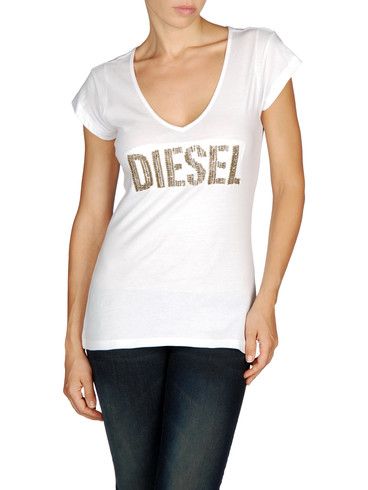 DIESEL - T-Shirt - TULUR-D