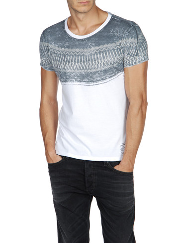 DIESEL - T-Shirt - T-PITTO-RS 0091B
