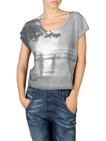 DIESEL - Short sleeves - T-DONA-Z