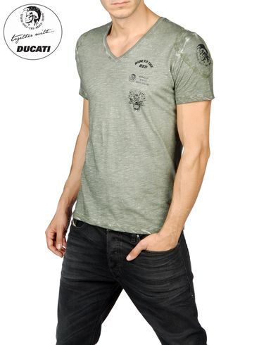 DIESEL - Short sleeves - DU-VITESSE 01TSZ