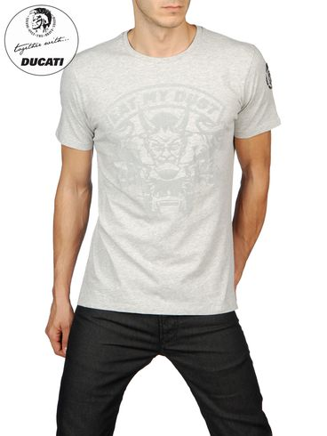 DIESEL - Short sleeves - DU-RED 01MOH